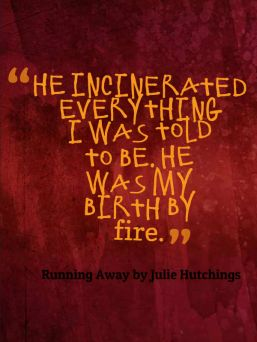 Running Away Graphic 4
