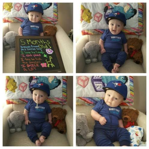 Finn 5 months